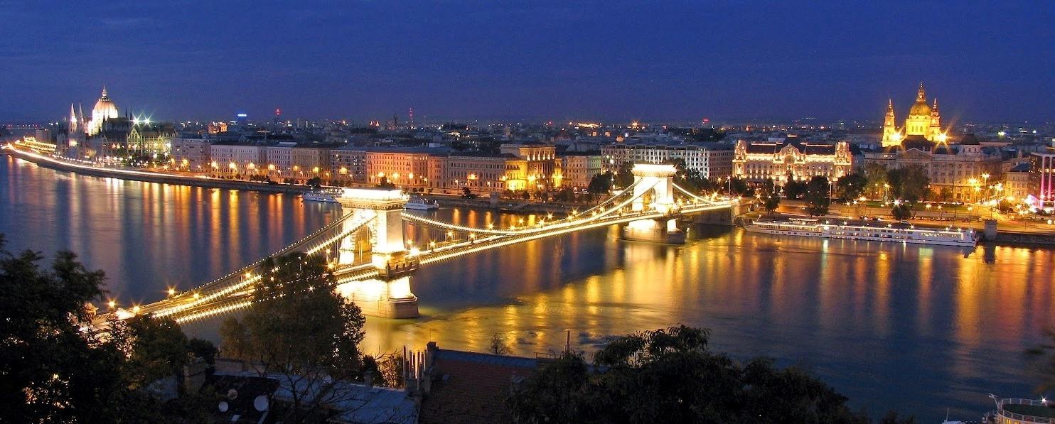 Budapest - dal 15 al 18 Settembre 2017